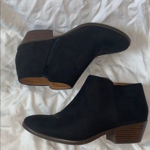 Booties (used) good condition